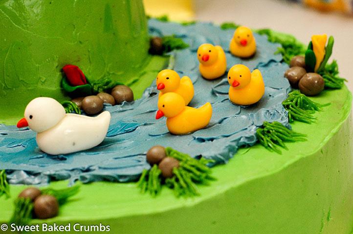 5 little ducks - 480px