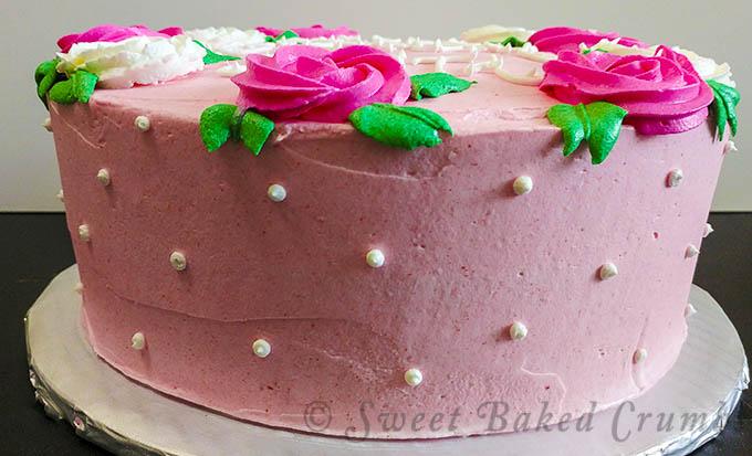 Chocolate-strawberry-cake- Egg-free-version-1